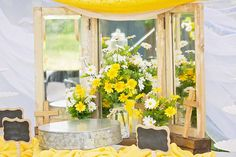 Bright and Cheery Spring Party Ideas | Photo 2 of 40 | Catch My Party