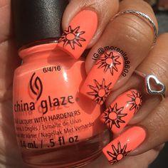 Summer Nails 2016        #summernails #nailart #chinaglazed