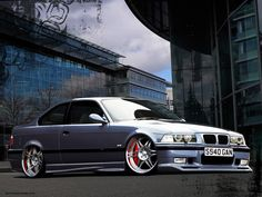 The Legendary Bmw M3 E36