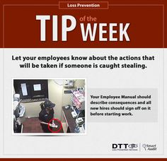 Lp Tip Of The Week Verify That All Employees Are Staying In Their