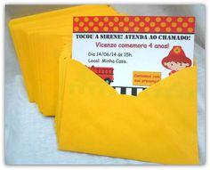 .:Impressão à laser em papel couchê 230gr.  .:Convite acompanha envelope e lacre simples.  .:As cores do envelope estão sujeitas à disponibilidade.  .:Alterações na arte = somente dados do aniversário.  .:Arte digital 7x10 = R$ 25,00.  .:Tamanhos disponíveis: 7x10, 10x15, 21x15.    >>>ACIMA DE 50...