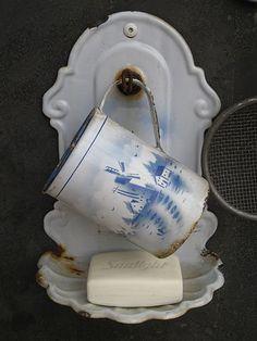 Wonderful enamelware...holland