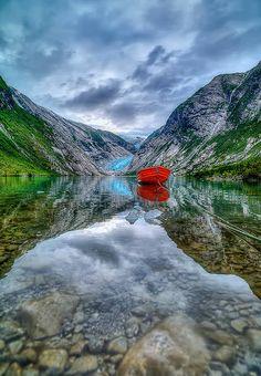 From Vestlandet, Norway. Nigardsbren
