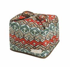 Cosmetic Bag II - X-Large, Ravinia Ivory @organizingstore #organizingstore