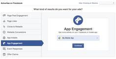 Facebook Announces Updates To Mobile App Ads #facebook
