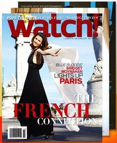 FREE 3-year Subscription to Watch Magazine! (CBS magazine)