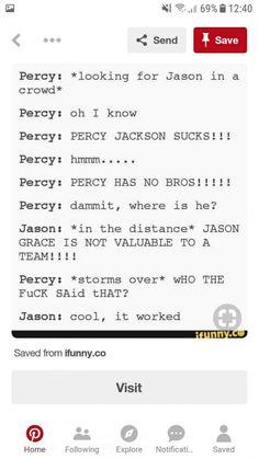 LANGUAGE PERCY #gethimtochaseyou Percy Jackson Head Canon, Percy Jackson Ships, Percy Jackson Quotes, Percy Jackson Fan Art, Percy Jackson Books, Percy Jackson Fandom, Funny Percy Jackson, Percabeth, Solangelo