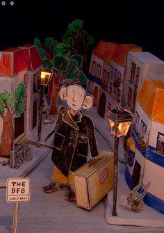 'The BFG' by Inge Lavrijsen