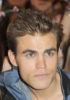 Paul Wesley attends a fan meet and greet for the cast of 'The Vampire Diaries' at HMV Oxford Street on June 3 2010 in London England