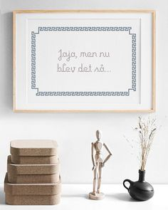 Cross Stitch Designs, Cross Stitch Patterns, Cross Stitching, Cross Stitch Embroidery, Textiles, Different Quotes, Cool Words, Diy And Crafts, Custom Design