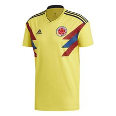 adidas Youth Colombia WC2018 Soccer Jersey (Home 17/18): http://www.soccerevolution.com/store/products/ADI_41049_A.php