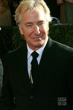 Alan Rickman -- No date given .... fiddle-sticks. :-(  I'm thinking it might be around 2002.