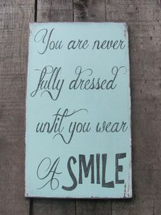 You are never fully dressed until you wear a by ourhousetoyours, $40.00