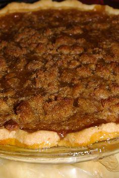 1840 Farm Bourbon Peach Pie