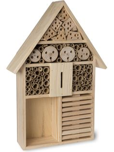 Beneficial Insect Hotel - Insect House | Gardeners.com