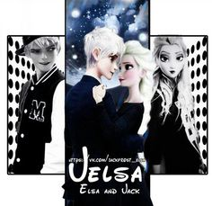 Jelsa....this is so cute!!