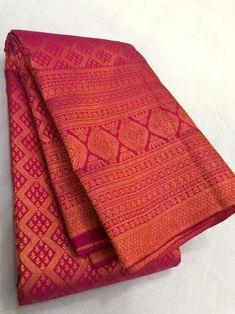 Kanjivaram Sarees Silk, Khadi Saree, Indian Silk Sarees, Kanchipuram Saree, Soft Silk Sarees, Cotton Saree, Sari, Christian Bridal Saree, Blouse Designs Catalogue