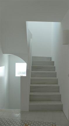 Cadaques private house interior - Sergison Bates