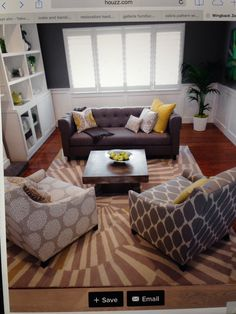 Living Room Decorating Ideas Contemporary layouts - rectangular sitting rooms - | furniture layout, sitting