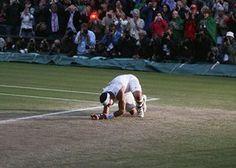 20 best Wimbledon moments: Rafael Nadal
