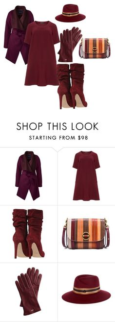 """color of the year!!"" by sassynchic ❤ liked on Polyvore featuring Lands' End, Manon Baptiste, Tory Burch, Mark & Graham and Maison Michel"