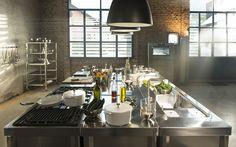 alpes inox kitchen