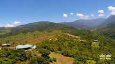 Santa Elena below Chirripo Mountain