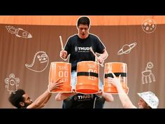 Bucket Drumming Marching Band Style :-) Bucket Drumming, Elementary Music, Percussion, Drums, Teaching, Facebook, Youtube, Band, Instagram