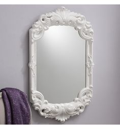 Shabby Chic Wall Mirror beautiful shabby chic wall mirrors and free standing mirrors from