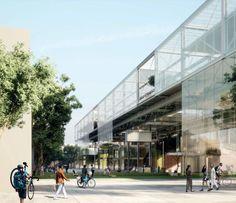 Aarhus Mimarlık Okulu Binası Yarışması Projeleri
