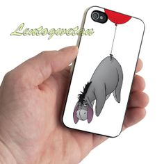Winnie The Pooh Eeyore For iPhone 4/4s iPhone by Lentogwetan, $14.50