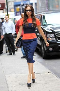 I fancy the pants off most of Victoria Beckham's clothes. This is my favourite.