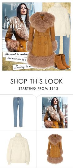 """""""Lily Aldridge~The Edit August 2015"""" by tvshowobsessed ❤ liked on Polyvore featuring Acne Studios, Oscar de la Renta, Gucci and Laurence Dacade"""