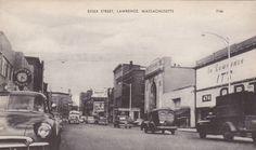 Lawrence. Essex street.