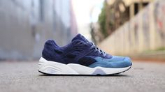bwgh puma r968 bluefield 06 BWGH x Puma R698 Bluefield Cool Trainers 89ccad3a2