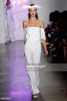 I love Cushnie Et Ochs. Cushnie Et Ochs fashion show during Spring 2016 MADE Fashion Week at Milk Studios on September 11, 2015 in New York City.