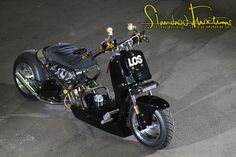 Features : GDLK 2.0 Honda Ruckus : Chicago : LOS Garage