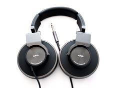 Dobrá a kvalitní sluchátka AKG K550