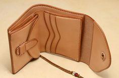 Taro Washimi - Saddle Leather - Wallet