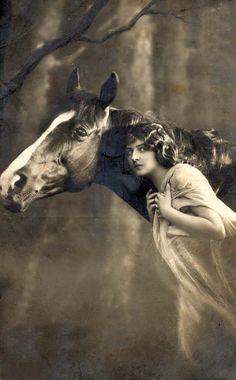 Vintage Lady Godiva 8 by *Beinspyred on deviantART