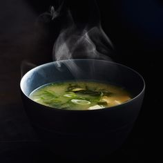 Just like the miso soup you get in restaurants, and we mean that in a good way.