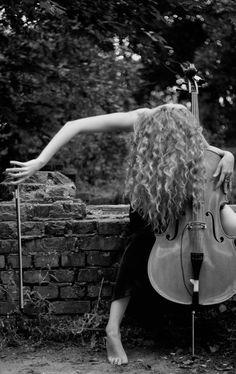 Music infuses the body - photography of music