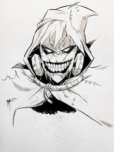 Scarecrow by Marco Fontanili