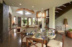 Bobby Mañosa Filipino House, Surf Room, Tropical Furniture, Asian Interior Design, Modern Tropical, Tropical Homes, Adobe House, Asian Home Decor, Dinning Table