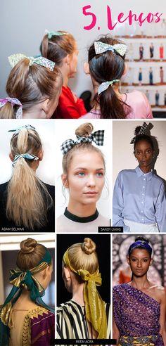 5 trends de beleza da #NYFW pra atualizar o look já!