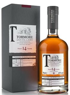 Tormore 14 year old Scotch Whisky
