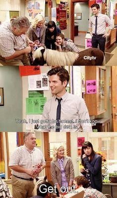 How can you not get why Lil Sebastian is such a big deal? (Parks and Recreation)