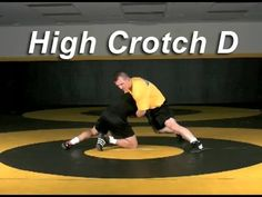 Cary Kolat Demonstrates Wrestling Technique - Freestyle Defense - Defending High Crotch for 3 Point Throw.COM Your Wrestling Coach. Olympic Wrestling, Catch Wrestling, Wrestling Mom, Wrestling Shirts, Wrestling Videos, Sport Motivation, Fitness Motivation, Ufc Workout, Crotch Shots