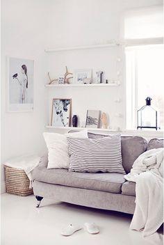 oversized cushions | Upholsterly.com #upholstery
