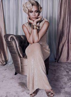 Beyonce - I just love vintage!
